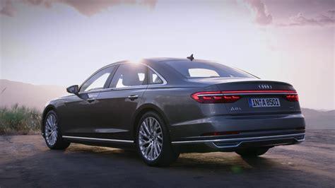 Audi A8 L by 2018 Audi A8 L Footage