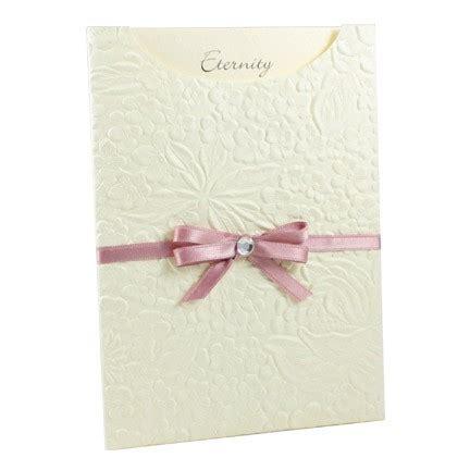 embossed flower pocket printable wedding invitations wholesale pockets c6 embossed flowers ivory pearl paperglitz