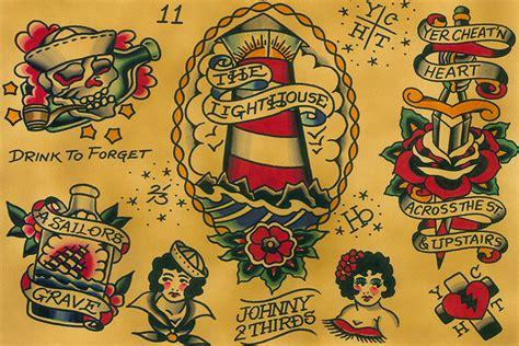 tattoo old school rockabilly flash by johnny 2 thirds rockabilly old school tattoo