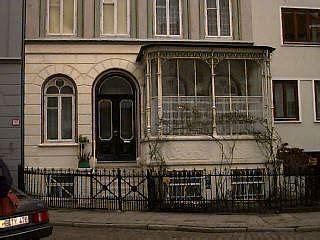 Veranda Jugendstil by Tour