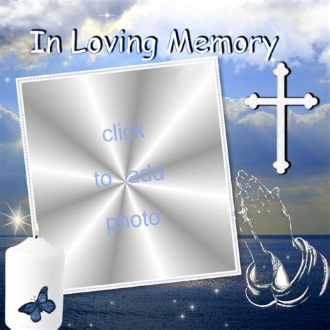 In Loving Memory Cards Template Free by In Loving Memory Imikimi In Memory Of