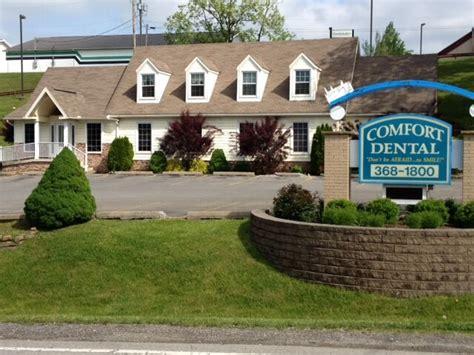 Comfort Dental Fairmont Wv by Fairmont Dentist Dr Maroulis
