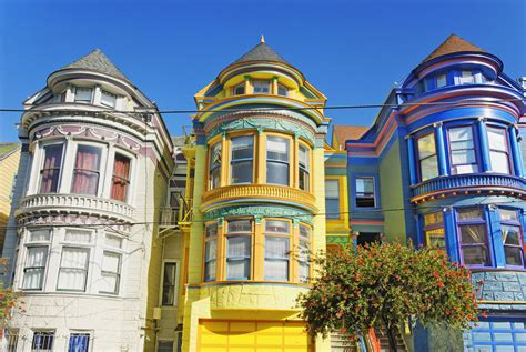 colorfu houses painting how to choose exterior paint colors