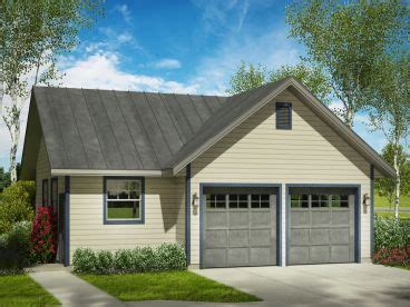 Just Garage Plans by Plan 13 077 Just Garage Plans