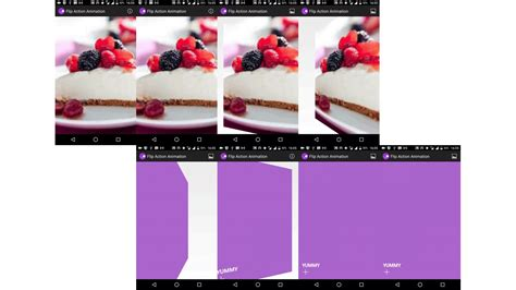 layout flip animation in android how to add flip animations to your android app android