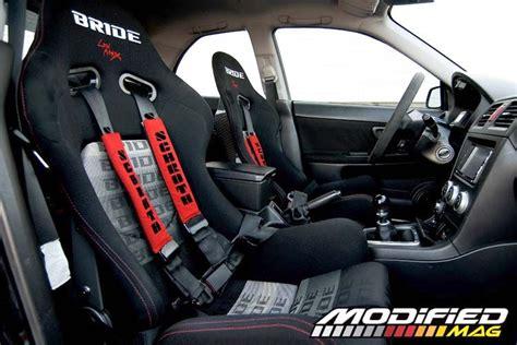 Subaru Wrx Interior Mods by 2005 Subaru Impreza Wrx Sti Modified