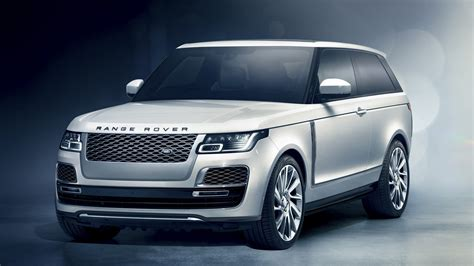 land rover 2019 2019 land rover range rover sv coupe top speed