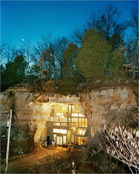 Sleeper Family Cave House cave home the sleepers archdaily