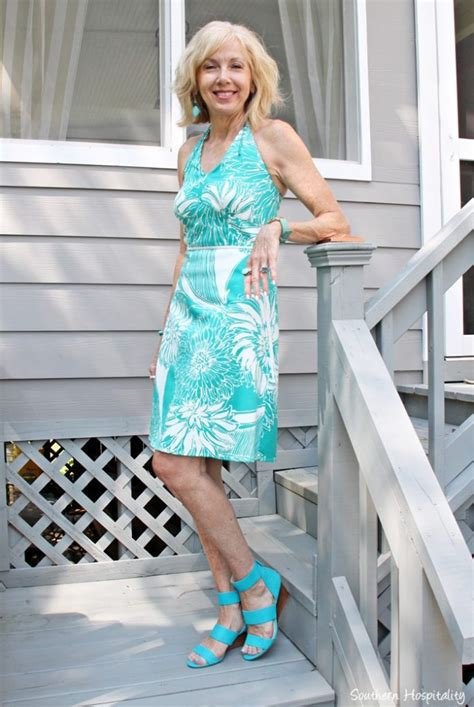 pictures of elderly women wearing shorts tastefully fashion over 50 goodwill dresses southern hospitality