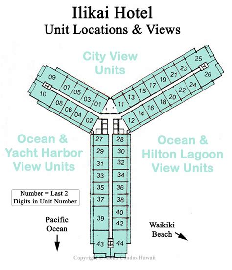 Ilikai Hotel Floor Plan | ilikai hotel condos 27 condo rentals aloha condos homes