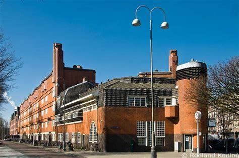 het schip amsterdamse school amsterdamse school
