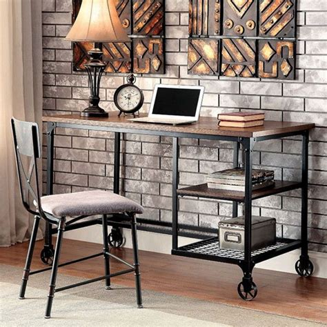 industrial office desk 25 best ideas about industrial desk on pipe