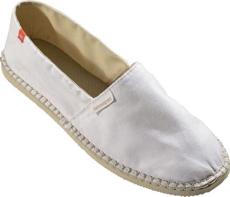 Flat Shoes Kanvas 356 havaianas origine womens canvas espadrille shoes white