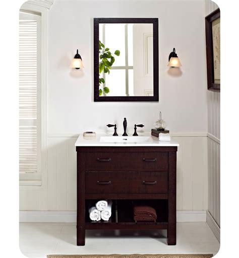 open shelf bathroom vanity fairmont designs 1506 vh36 napa 36 quot open shelf modern