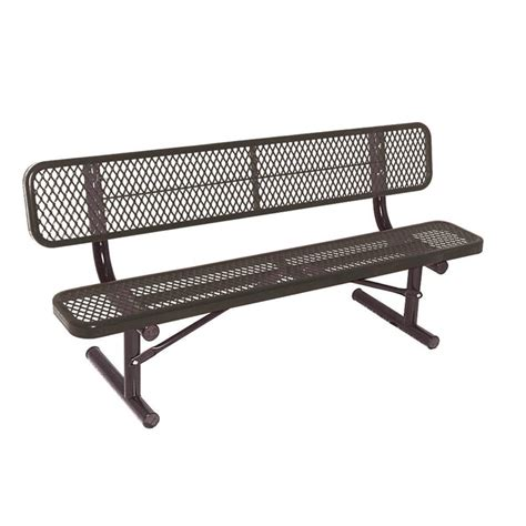 commercial park benches ultra play 6 ft cedar commercial park recycled plastic
