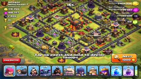 clash of clans max levels 100 gems max level troops quot clash of clans epic max