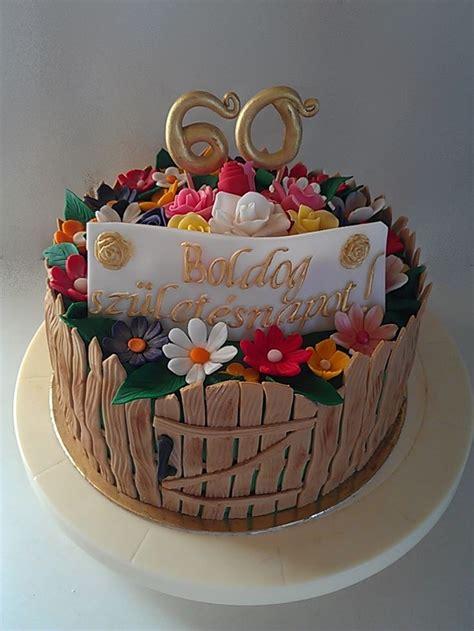 Flower Garden Cake Pinterest Flower Garden Cake Monacakedesign Pinterest