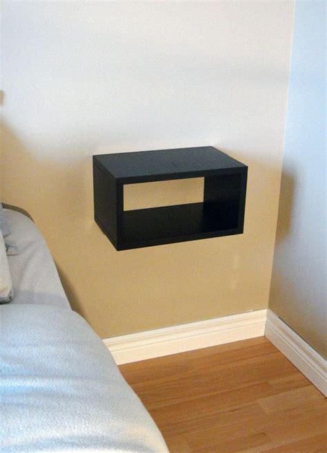 Floating Nightstand Shelf Floating Nightstand Floating Shelf Floating By Nygaarddesign 65 00 Etsy Furniture