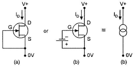 constant current diode jfet fet principles and circuits part 1 nuts volts magazine for the electronics hobbyist