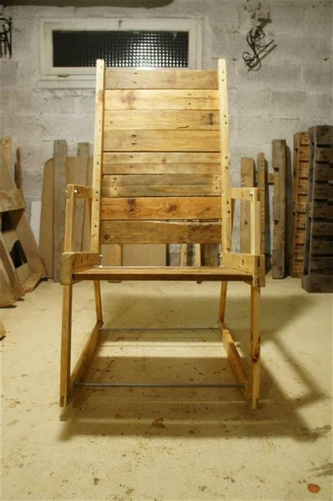diy pallet chair restful pallet wood chairs pallet wood projects
