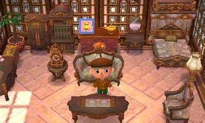 how to get the rococo set ib acnl mod the sims update animal crossing new leaf items