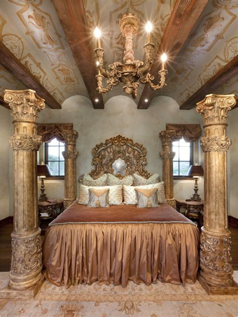 Bedroom World | old world bedroom design ideas room design inspirations