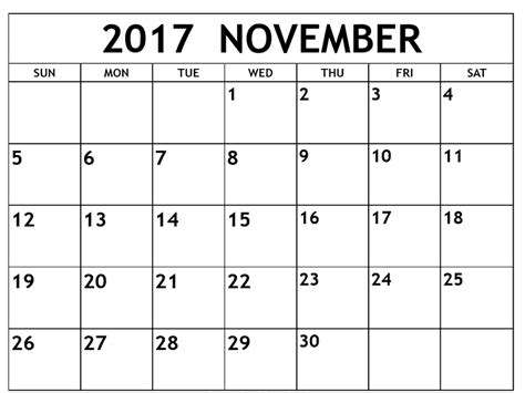 printable calendar november 2017 uk november 2017 calendar uk printable template with holidays