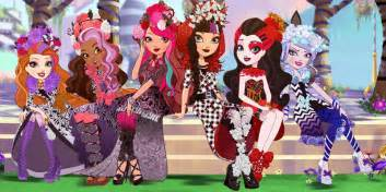 Ever After High Dolls Names Can You Name All These Ever After High Characters Yayomg