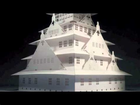 Origami Building 3d - origami architecture papercraft models of the world s