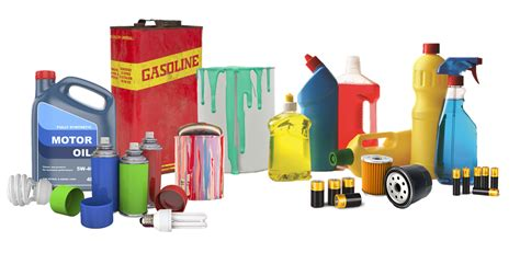 hazardous household products dumpsters and hazardous waste ivins city