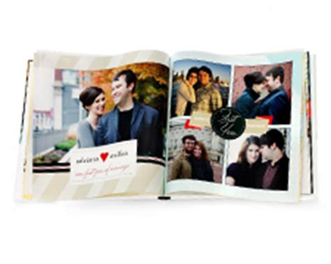 Anniversary Photo Book Ideas