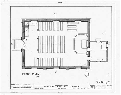 Church Fellowship Hall Floor Plans by Small Chapel Floor Plans Trend Home Design And Decor