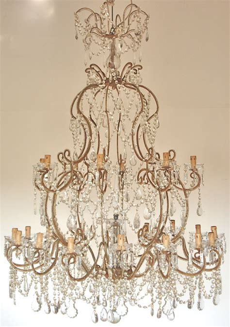 Italian Chandelier Position Picture Magnificent Italian Chandelier Trendfirst