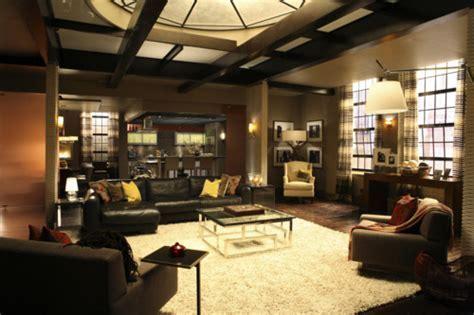 TV Show Interiors: Castle   InteriorHolic.com