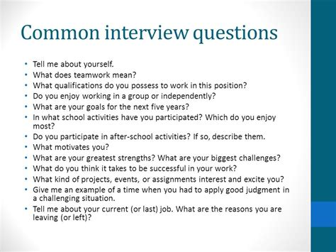 88 dance interview questions and answers