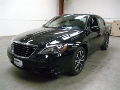 2012 chrysler 200 blacked out new 2012 chrysler 200 s sedan for sale stock cn145960