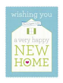 happy in your home things i make and stuff i like happy new home card