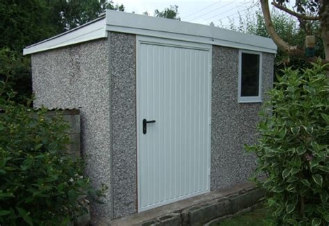 Sectional Sheds by Concrete Sectional Garages
