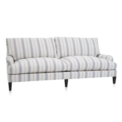blue and white striped sofa blue and white striped sofa bed baci living room