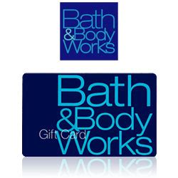 Bath Body Works Gift Card - bath body works gift cards from giftbasketstation