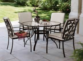 Lucca Bistro Table Lucca Metal 4 Seater Garden Furniture Set Home Delivery Gardens Garden Furniture And Garden