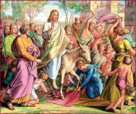 ingresso a gerusalemme vangelo di c 12 e giunta l ora d mario