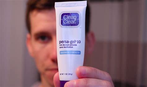 spot treatment peroxide acne skin care routine