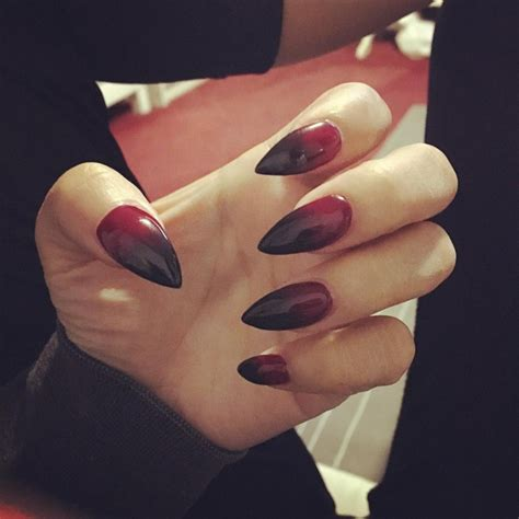 Nail Designs For Pointy Nails