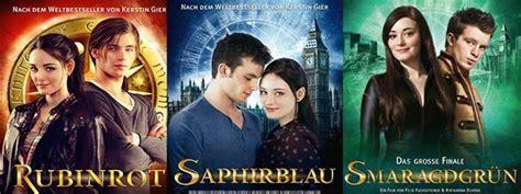 libro la viajera del tiempo triple feature rubinrot saphirblau smaragdgr 252 n at ufa palast stuttgart stuttgart