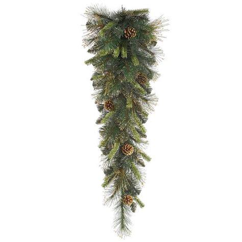 cyber monday vickerman christmas multi light show tree vickerman 27903 teardrop