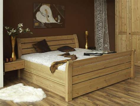 Doppelbett 200x200 Holz funktionsbett bett mit schubladen doppelbett 200x200