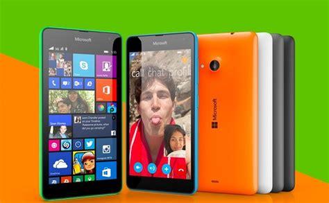 Hp Nokia Microsoft Lumia microsoft lumia 535 harga dan spesifikasi hp lumia tanpa