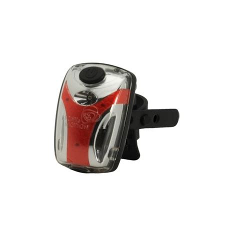 light motion vis 180 light vis 180 micro rechargeable rear light by light and motion