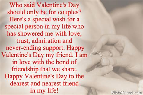 valentines day wishes for singles valentines day messages for friends page 2